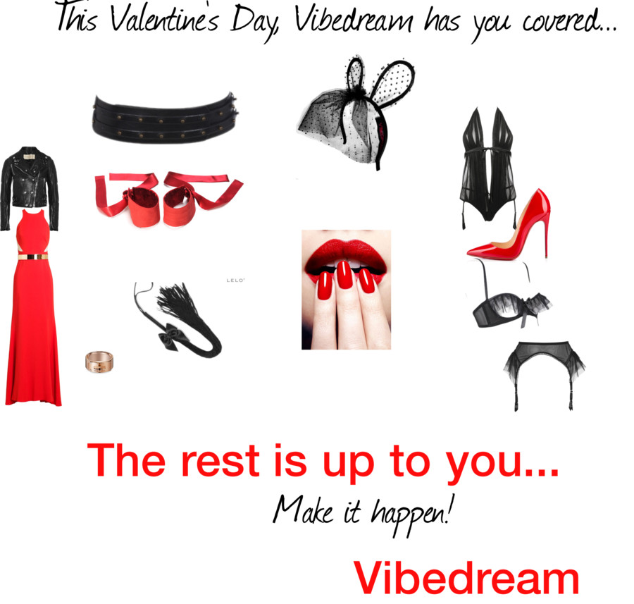 Vibedream Valentine's Day Inspiration