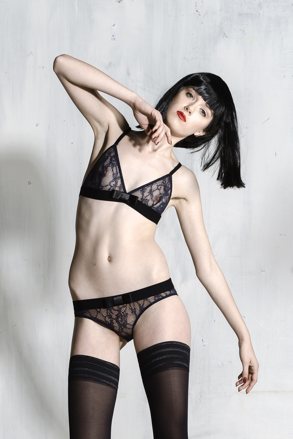 Kriss Soonik Maike Lace Knickers