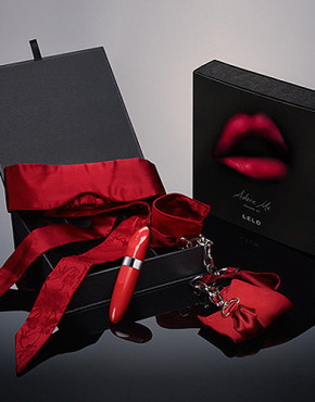 Show her what she means to you with the Lelo Adore Me Pleasure Set.